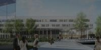 Research Centre for neuroscience Campus CEA (Saclay, 2014)