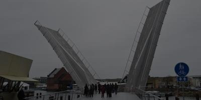 Butterfly Bridge  (Copenhague, 2015)