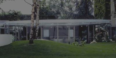 Glasspavilion (Neuilly-sur-Seine, 1996)