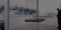 Exposition Feichtinger Architectes (Paris, Vienne, Innsbruck, 2001)